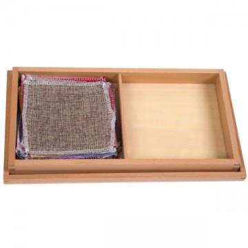 Première boîte de tissus