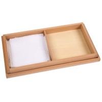 Deuxième boîte de tissus