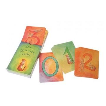 """Jeu de cartes """"chiffres"""""""