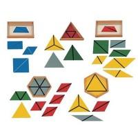 Triangles constructeurs 5 boîtes