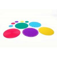 10 disques sensoriels