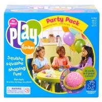 Play foam -20 couleurs vives avec et sans paillettes