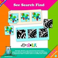 Regarde, cherche et trouve !