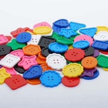 Assortiment de 90 boutons