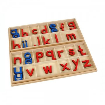 grand alphabet mobile en bois script