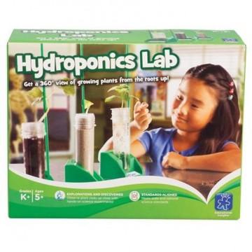Laboratoire hydroponique