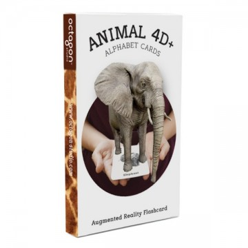 Animal 4D+ Flashcards
