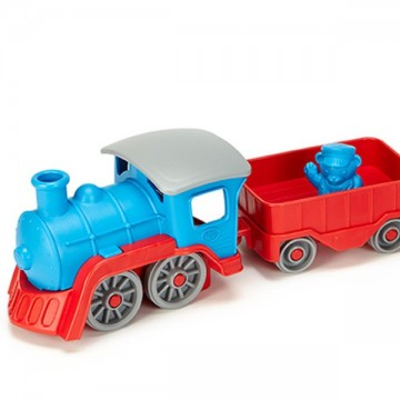 Train Green Toys