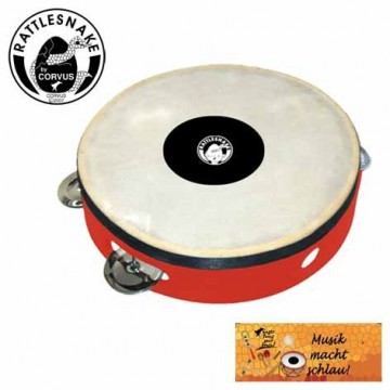 Tambourin 5 paires de cymbalettes