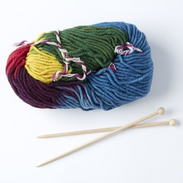 Kit de tricot pour enfant
