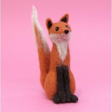 Kit de feutrage : renard