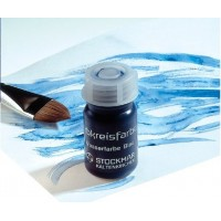 Peinture aquarelle Stockmar 3 couleurs primaires 50 ml