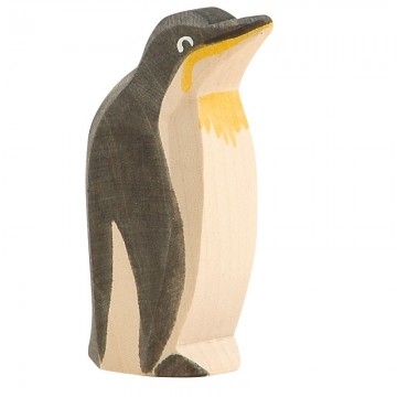 Pingouin bec dressé