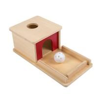 Boîte à formes avec boule