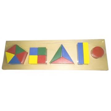 Formes géométriques de base