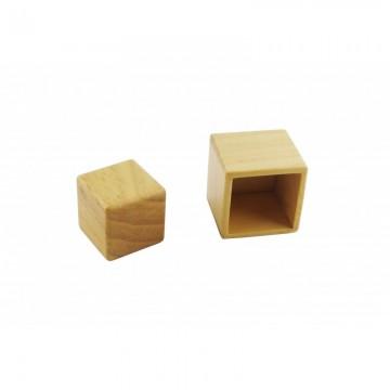 Boîte et cube
