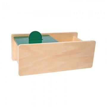 Boîte à forme avec palet