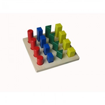 Blocs géométriques 3