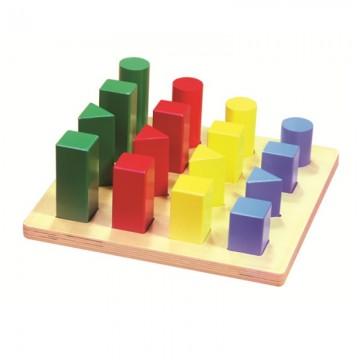 Blocs géométriques 1