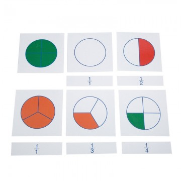 Cartes pour grandes quilles fractionnées