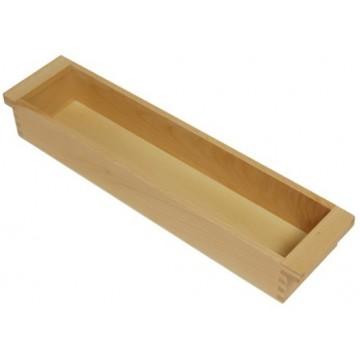 Plateau pour 45 carrés de 100 en bois