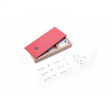 Boîte des équations de l'addition
