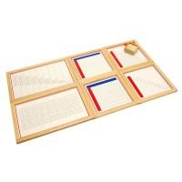 Tableaux de mémorisation de l'addition