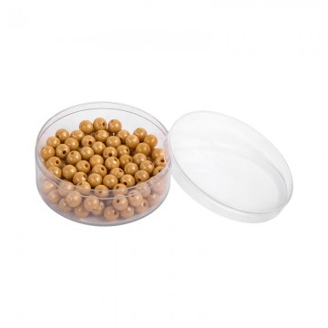 100 perles dorées