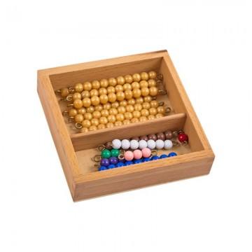 Boîte de perles pour la Table de Seguin I
