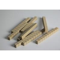 Matériel Lubienska : 100 barres de 10 en re-wood