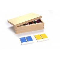 2ème boîte de tablettes de couleur