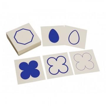 Cartes pour cabinet de géométrie