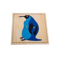 Puzzle du pingouin