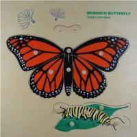 Puzzle du papillon monarque