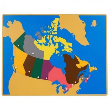 Puzzle du Canada