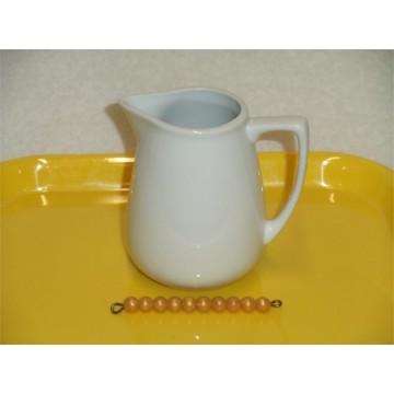 Pichet en porcelaine 24 cl