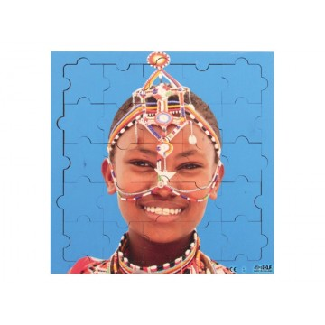 """Puzzle """"enfants du Monde""""-Matue"""