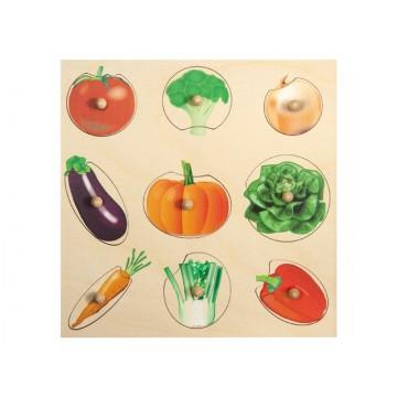 """Encastrements """"légumes"""""""