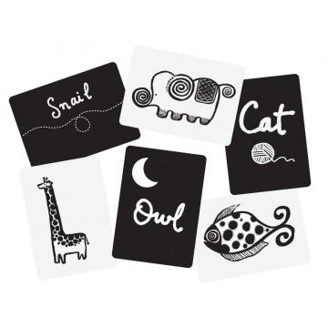 """""""Art cards"""" pour bébés-collection originale"""