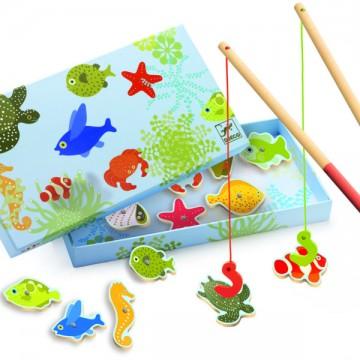 Pêche magnétique : Fishing tropic