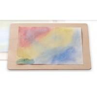 Planche en bois pour peindre 30*40 cm