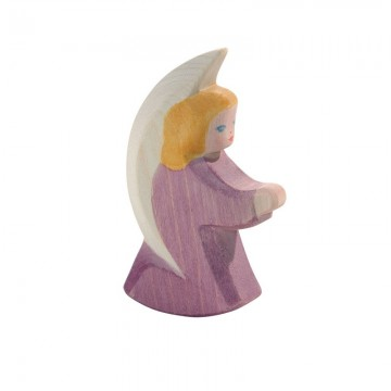 Petit ange violet