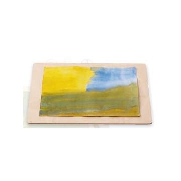 Planche en bois pour peindre 40*55 cm