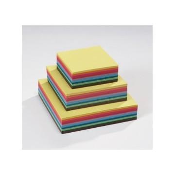 Papier coloré carré 20*20 cm : 70g