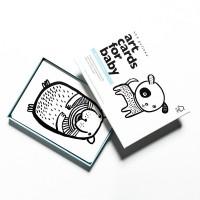 """""""Art cards"""" pour bébés-collection Animaux de compagnie"""