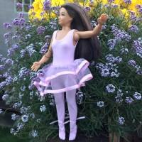 Tenue pour Lammily : ballerine rose