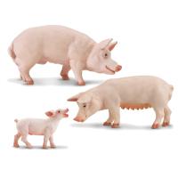 Famille des cochons