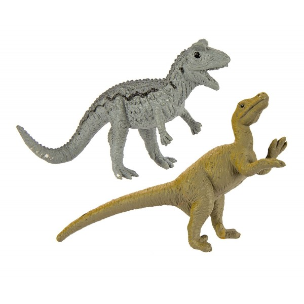 Les dinosaures carnivores tube de figurines safari ltd - Liste des dinosaures carnivores ...