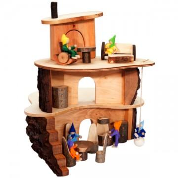 Petite maison des elfes