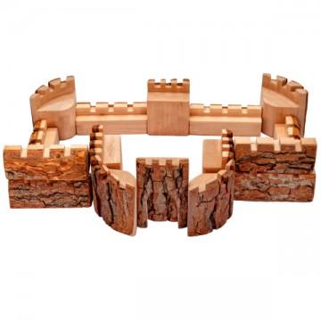 """Blocs de construction """"Château"""""""
